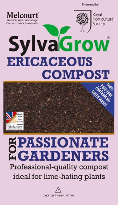Picture of SylvaGrow® Ericaceous Compost